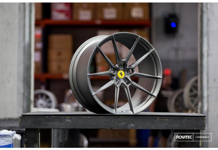 Novitec Nf9 Forged Wheels For Ferrari 812 Superfast Tag Motorsports