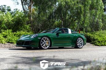 19 991.2 Targa 4 GTS on HRE R101LW