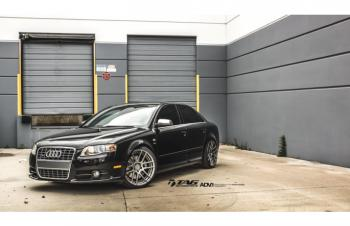 08' S4 ON ADV6.0MV2 WHEELS