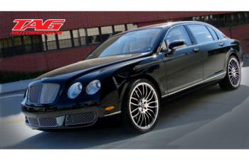 10' FLYING SPUR ON CEC WHEELS