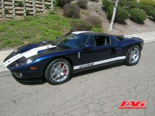10' FORD GT ON MODULARE WHEELS