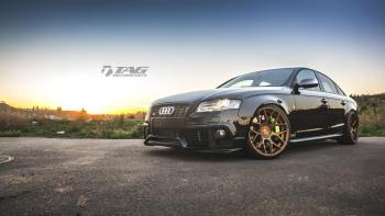 11' S4 ON AG WHEELS
