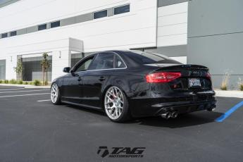 "12' S4 on 20"" AG M590 Wheels"