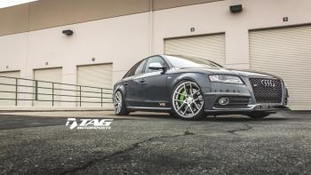 12' S4 ON AGM510 WHEELS