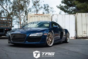 13' R8 on HRE Wheels C100