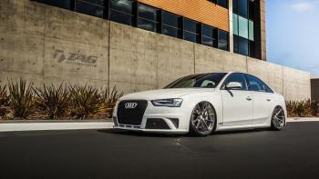13' RS4 WIDEBODY CONVERSION
