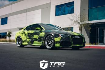 13' RS5 on HRE 540