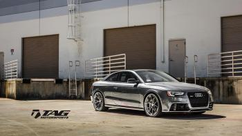 13' RS5 ON HRE S101