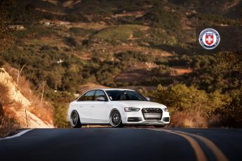 13' S4 ON HRE 501