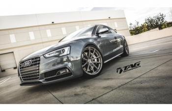 13' S5 ON MORR WHEELS