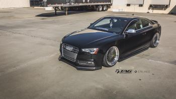 13' S5 W/ ENLAES AND ROTIFORM WHEELS