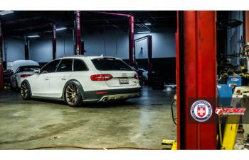 14' ALLROAD ON HRE P43SC