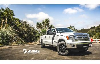 14' FORD F-150 LIFTED
