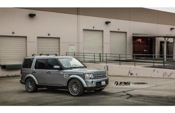 14' LR4 ON VOSSEN WHEELS