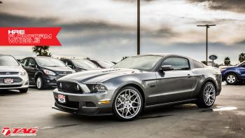 14' MUSTANG ON HRE FF01