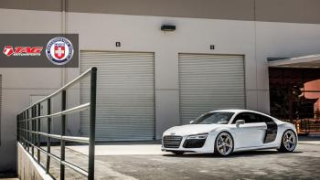 14' R8 ON HRE RS105