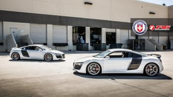 14' R8'S ON HRE WHEELS