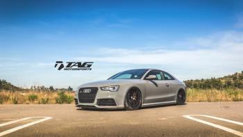 14' RS5 ON HRE 300 CLASSICS