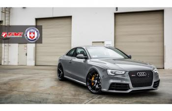 14' RS5 ON HRE P101