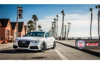 14' RS5 ON HRE P104