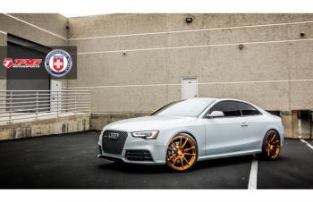 14' RS5 ON HRE P44SC WHEELS