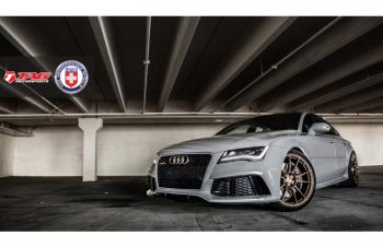 14' RS7 ON HRE P44SC