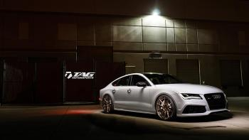 14' RS7 ON MORR VS11 WHEELS