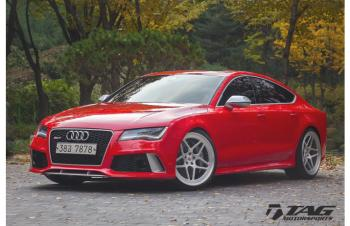 14' RS7 ON VOSSEN LC-104