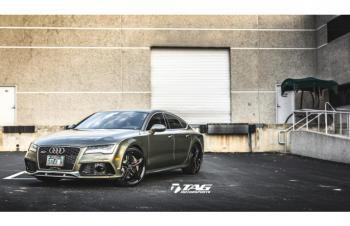14' RS7 TAG BLACKOUT