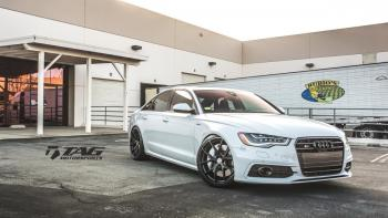 14' S6 ON HRE P101 WHEELS