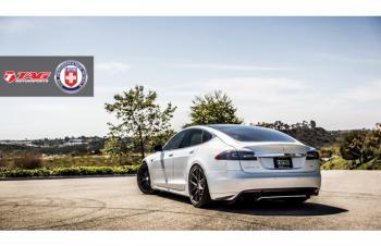 14' Tesla on HRE P101