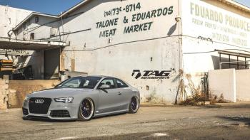 14 RS5 ON HRE 300 CLASSICS