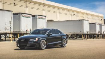 15' AUDI A3 ON HRE 501 WHEELS