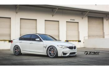 15' BMW M3 ON BBS FI WHEELS