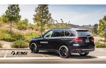 15' BMW X5 ON VOSSEN VFS1