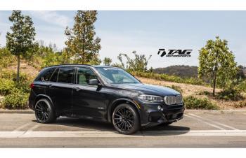 15' BMW X5 ON VOSSEN VFS2