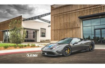 15' 458 SPECIALE ON HRE P107