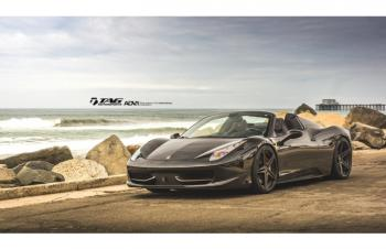 15' 458 SPIDER ON ADV1 WHEELS
