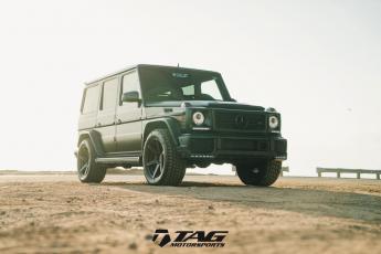 15' G63 on ADV Wheels