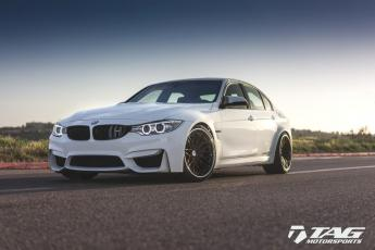 15' M3 ON HRE S200
