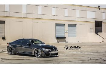 15' M4 LOWERED ON H&R SUPERSPORT