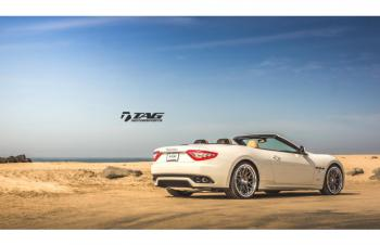 15' MASERATI GT ON HRE RS100