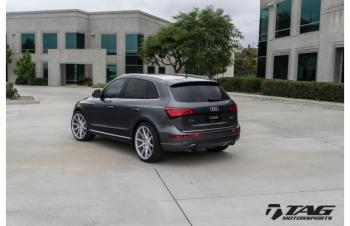15' Q5 on Vossen VFS1