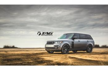 15' RANGE ROVER ON HRE 943RL