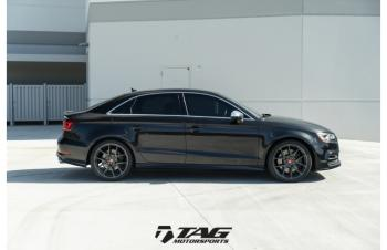 15' S3 ON VORSTEINER WHEELS