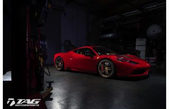 15' 458 SPECIALE ON ADV1 WHEELS