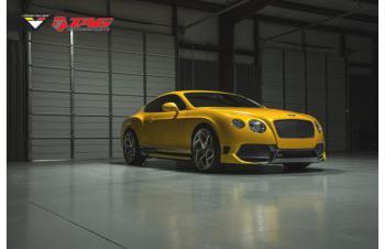 15' VORSTEINER BENTLEY GT BR10RS