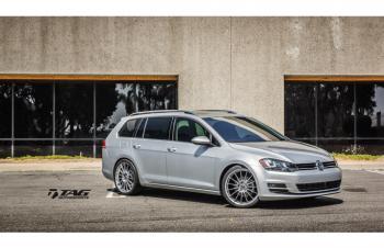15' VW Golf Wagon on FF15