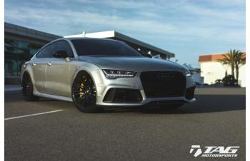 16' AUDI RS7 ON VPS 307