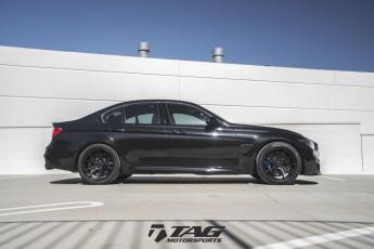 16' BMW M3 ON VORSTEINER